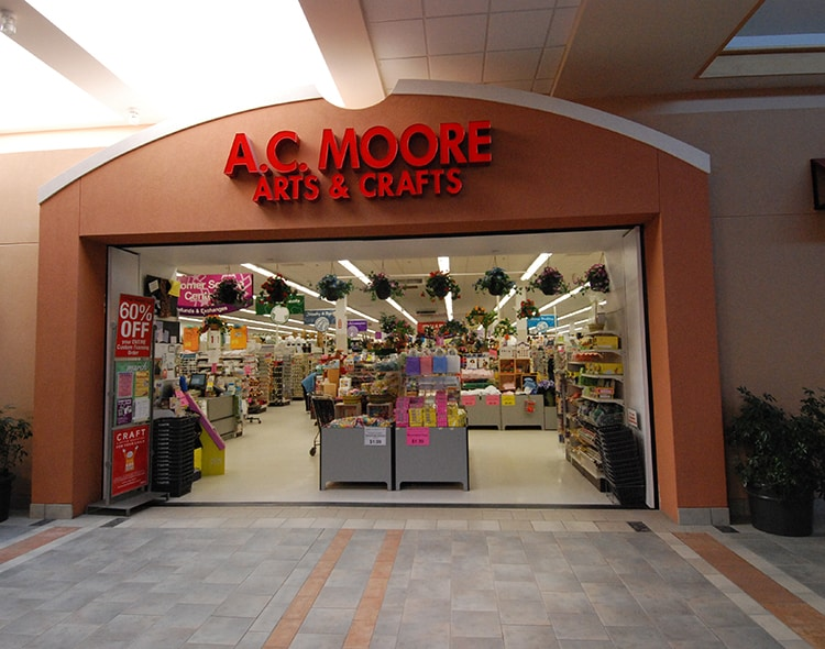 A C  Moore Arts & Crafts | Acella Construction Corporation