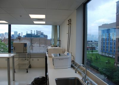 BU Medical Center Sterilization Lab