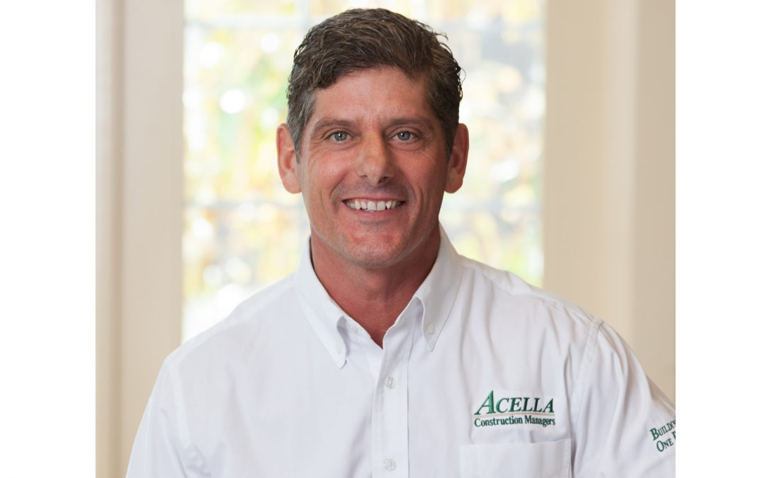 Acella Construction Promotes Scott Brash to General Superintendent