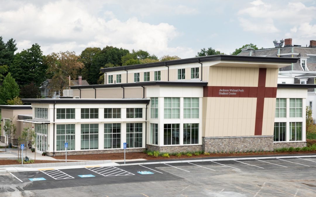 Acella Construction Corporation Completes Jackson Walnut Park Schools Student Center
