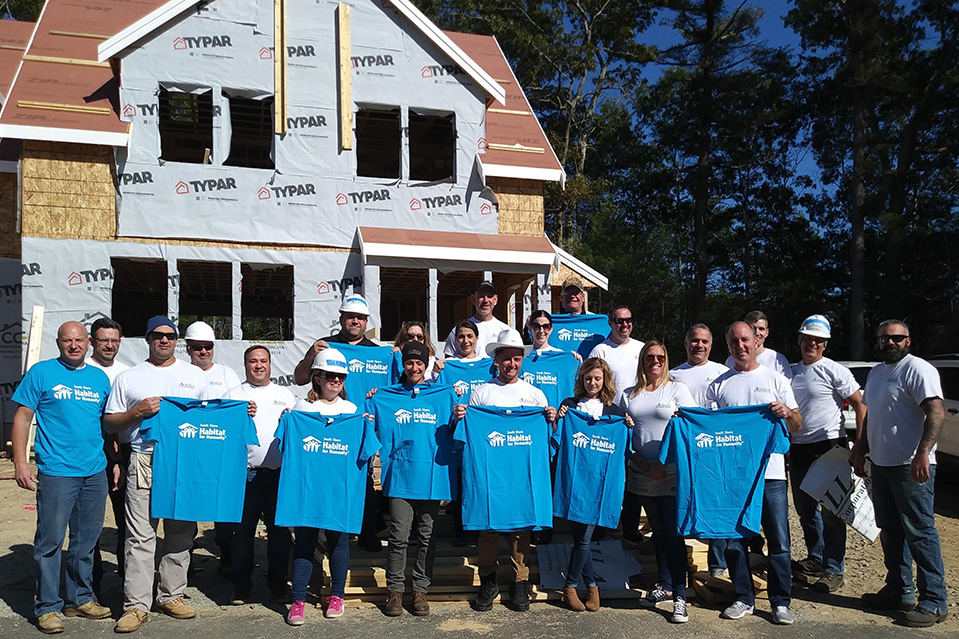 Greater Boston Construction Company Hammers Home the Importance of Affordable Housing