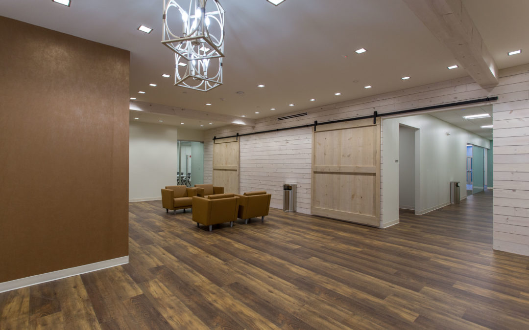 Acella Construction Corporation completes Coldwater Creek corporate offices project