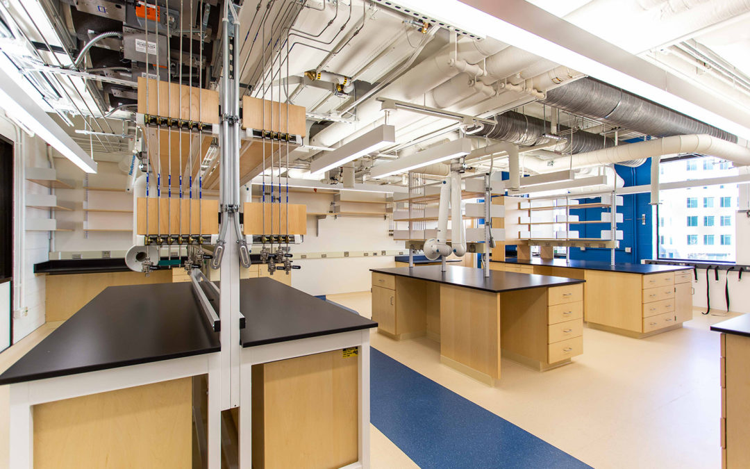 Acella Construction Announces Completion of Plata Lab for MIT