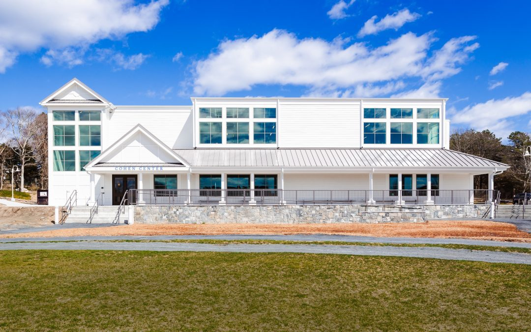 Acella Construction Corporation Completes Work on New Cohen Center for Fitness and Recreation at Riverview School